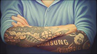 🎓 Скандальная лекция: Samsung в Институте бизнеса и дизайна (г. Москва) (#ВУЗувий)