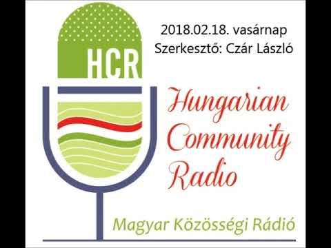 Magyar Kozossegi Radio Adelaide 20180218 Czar Laszlo