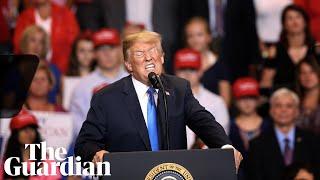 Trump launches new broadside against media: 'Fake, fake, disgusting ne