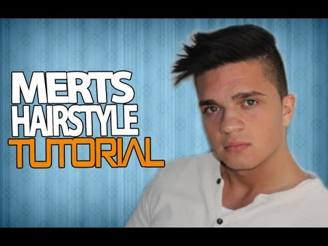 Mert S Hairstyle Tutorial Undercut Tipps