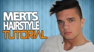 Mert´s Hairstyle Tutorial / UNDERCUT TIPPS