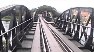 Kanchanaburi, and the River Kwai Bridge, and Kuang Im Chinese Temple, Thailand. ( 14 )