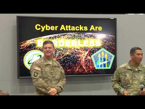 Warriors Corner #17: Cyber Attacks Are Borderless