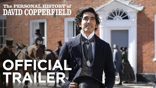 Download THE PERSONAL HISTORY OF DAVID COPPERFIELD | Official Trailer | Searchlight Pictures Mp3 and Videos