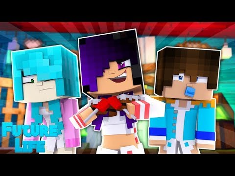 LITTLE DONNYS DAYGHTER IS A BULLY! Minecraft Future Life | Little Kelly