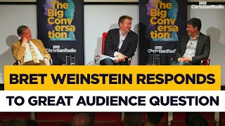 Was being a persecuted Christian an adaptive advantage? Bret Weinstein vs Alister McGrath