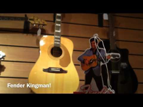 Fender Kingman B&B Music Lewes, DE