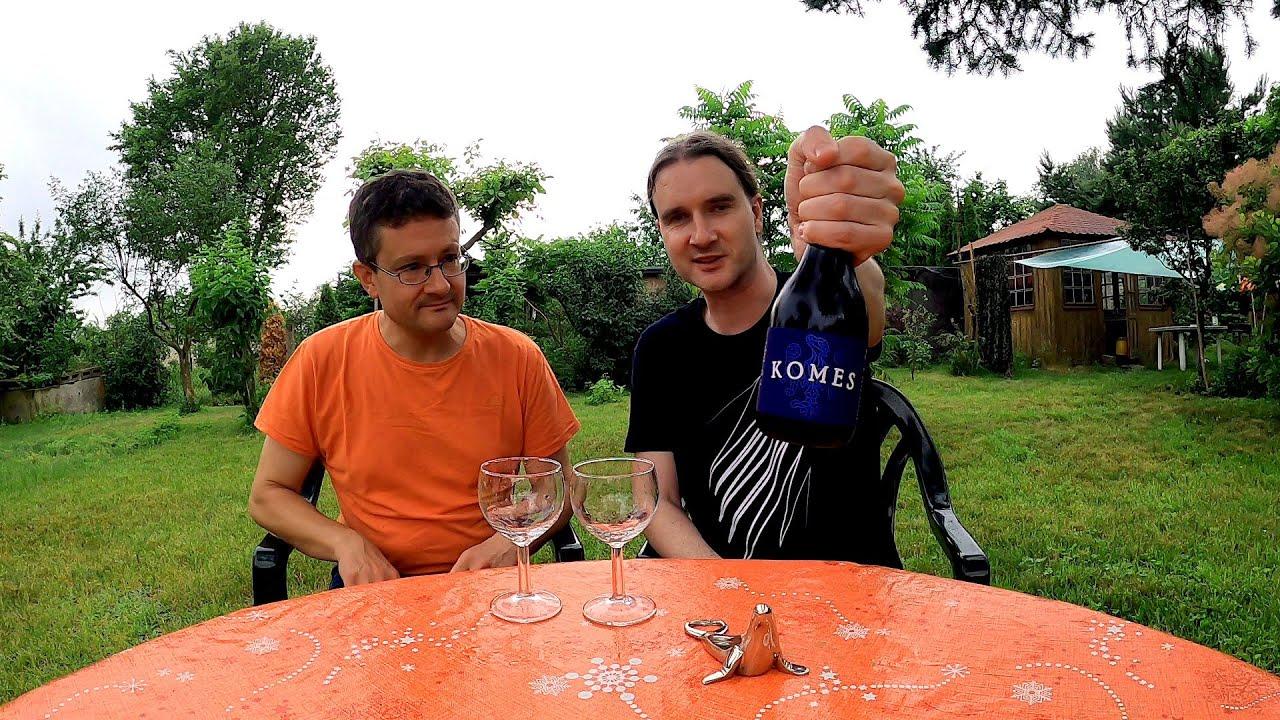 Dłutowskie degustacje - Komes Wymrażany Barley Wine Cognac BA