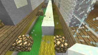 Titanic Info 07- Stavění chodby