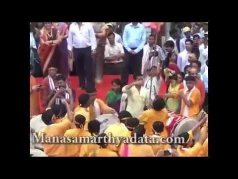 Aniruddha bapu Govinda ala re edited song
