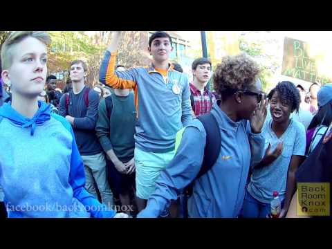 Full Protest Video on University of Tennessee Campus