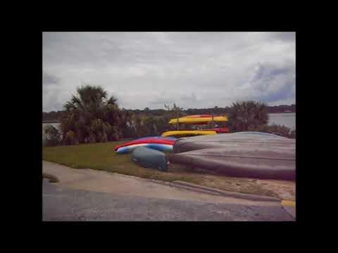Camping Tomoka State Park Ormond Beach Florida