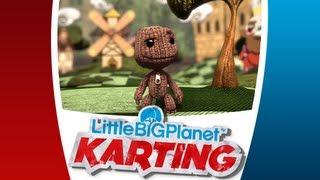 LittleBigPlanet Karting - Episode 1