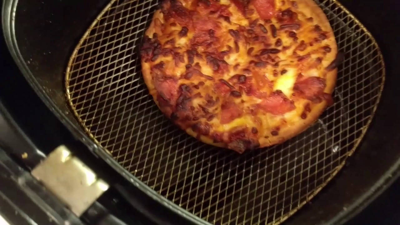 Kellys Rambling Reviews Cooking A Mini Costco Pizza In