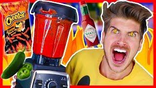 SPICIEST DRINK IN THE WORLD CHALLENGE!