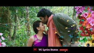 Love Whatsapp Status | Vikram Prabhu & Nikki Galrani | VG Lyrics Status