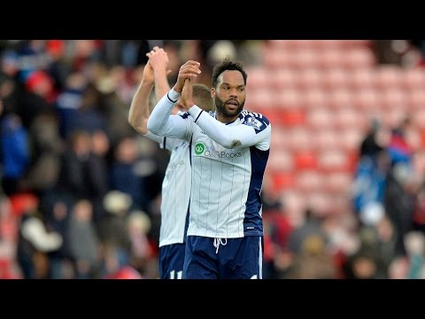 Joleon Lescott discusses Albion's 0-0 draw at Sunderland in the Premier League