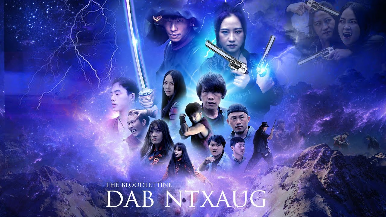 Dab Ntxaug - The Bloodletting - ( Hmong New Movie 2021 ) Part 03