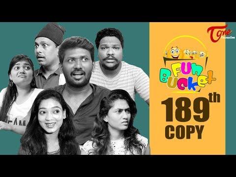 Fun Bucket | 189th Episode | Funny Videos | Telugu Comedy Web Series | Harsha Annavarapu | TeluguOne