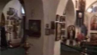 В Киеве завершают строительство храма Московской патриархии.(В Киеве завершается строительство храма святых Андриана и Натальи Московского патриархата. Так, в четверг..., 2007-09-05T16:23:32.000Z)
