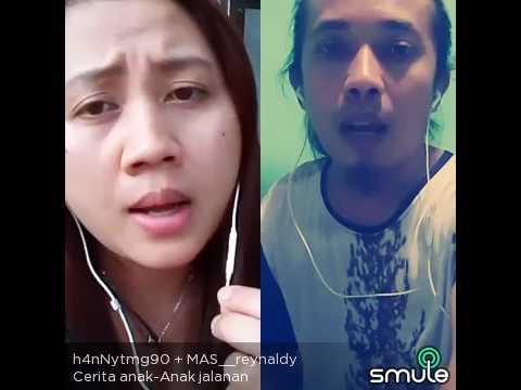 Bakul kopi ~ cerita anak jalanan HANY feat PANCA
