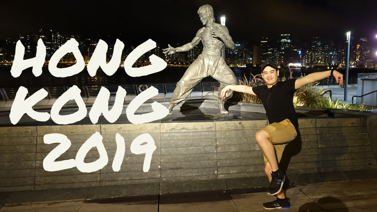Hong Kong - ICPU University of Sydney July 2019
