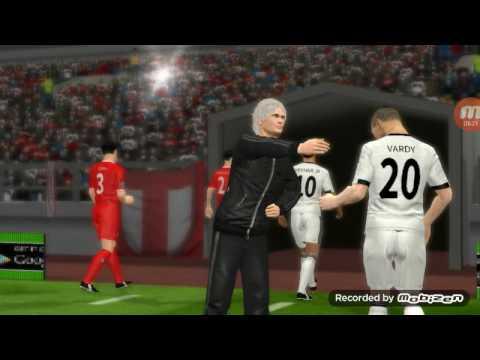 Dream league soccer:  Twente vs Qarabağ