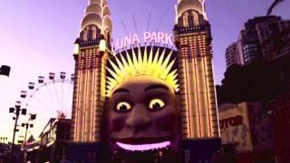 Luna Park Sydney Face shows off it