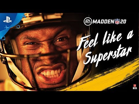 Madden NFL 20 - X-Factor Reveal | PS4