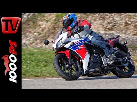 2015 Honda CBR500R Test | A2 - 48PS Einsteiger Motorräder