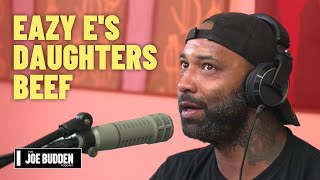 Eazy E's Daughters Beef Over Megan The Stallion's 'Girls In The Hood' | The Joe Budden Podcast