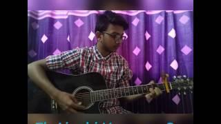 Ek ajnabi haseena se guitar cover By SHIVAM KHARE