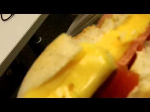 Incredible GOOD ( Tomato , Bologna And Thick Cheese )