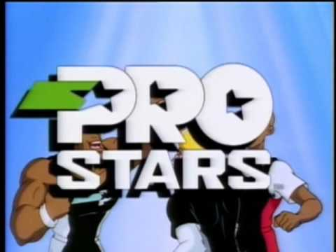 'ProStars' Featured Fictionalized Versions Of Michael Jordan, Wayne Gretzky, And Bo Jackson Saving The World