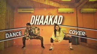DHAAKAD | SAMBHAVNA & AVINASH | DANGAL | DANCE COVER