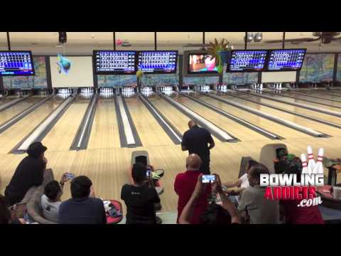 Devron Lindsey 300 Game on 7-21-15 at Jewel City Bowl in Glendale, CA
