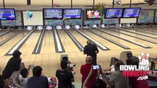 Devron Lindsey 300 Game on 7-21-15 at Jewel City Bowl in Glendale, CA