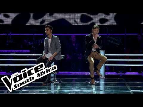 John James vs Chad  When I Was Your Man  The Battles  The Voice SA Season 2