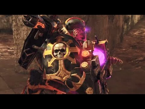 Chaos brings the DESTRUCTION | PVP gameplay! - Warhammer 40K: Space Marine 2021 |