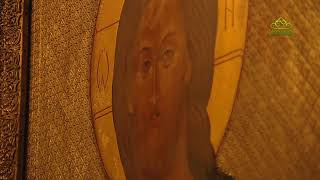Всенощное бдение 2 мая 2020 г., Сретенский мужской монастырь, г. Москва