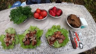 Отдых на природе/ Шашлык из свинины