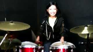 Avenged Sevenfold - Shepherd Of Fire - Drum Cover by Nur Amira Syahira