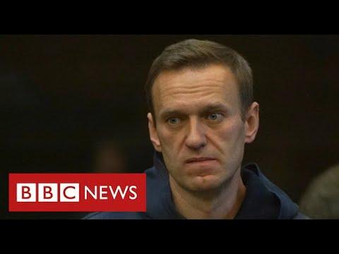Russia expels diplomats as row over Alexei Navalny jailing escalates- BBC News