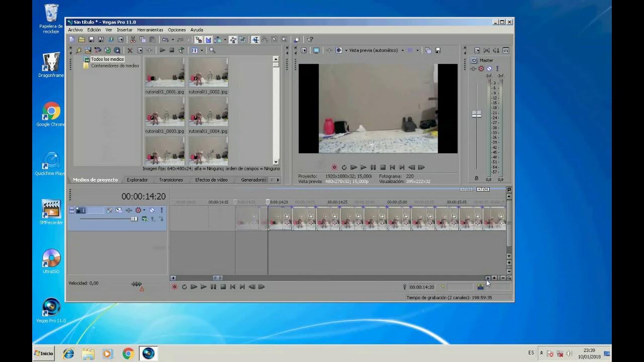 TUTORIAL COMO HACER ANIMACION STOP MOTION- 4 -Exportar imagenes de ...