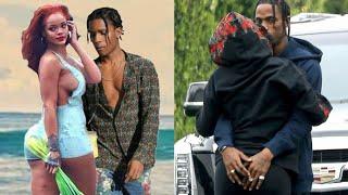 Rihanna's Boyfriend - 2021 [ Asap Rocky ]