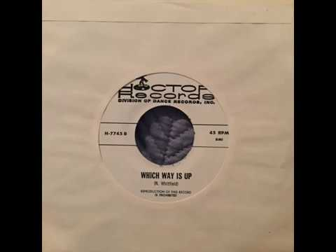 HOCTOR BAND / NORMAN WHITFIELD - WHICH WAY IS UP FUNK BREAKS PRIVATE PRESS RARE