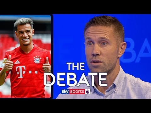 Should Liverpool have made a move to re-sign Philippe Coutinho? | Lescott & Upson | The Debate