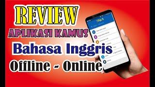 REVIEW APLIKASI KAMUS BAHASA INGGRIS Offline - Online screenshot 1