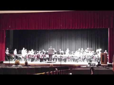 Kountze High School-- UIL Concert Contest