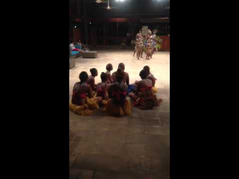 Solomon Island Traditional Song & Dancing